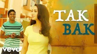 Thangamagan - Tak Bak Lyric | Anirudh Ravichander | Dhanush