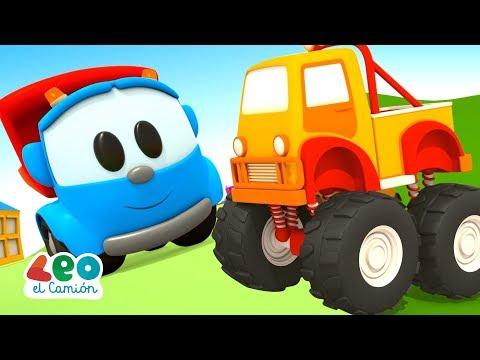 Leo el Pequeño Camión en español 2 horas (20 Capítulos Completos)