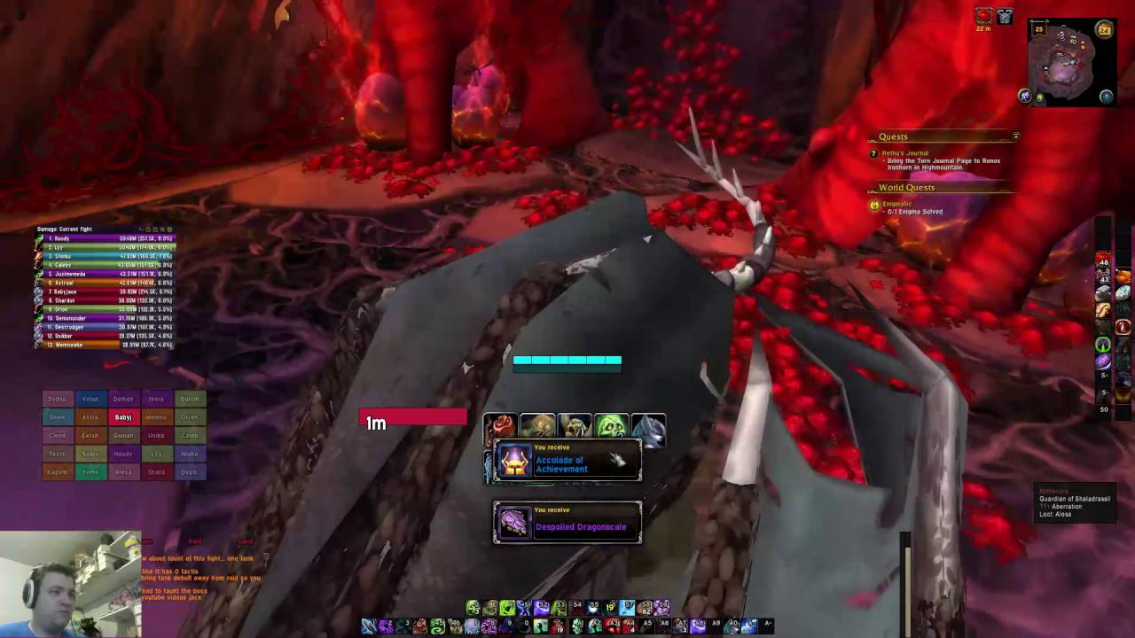 how to get to the emerald nightmare entrance