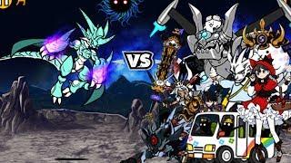 The Battle Cats - TRUE FORM LEGENDS VS ITF CHAPTER 3 MOON