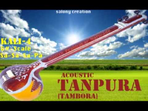 TANPURA [KALI-4] SCALE-G# PLAYED BY SHUBHANGI NARWADE