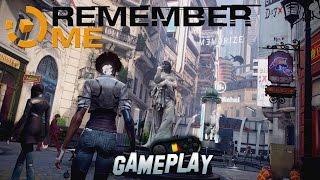 Remember Me PC Gameplay