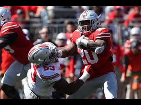 Ohio State Buckeyes Running Backs Preview / Mike Weber, Curtis Samuel, Antonio Williams