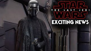 Star Wars The Last Jedi SPOILERS Of Kylo Ren Revealed! New Details