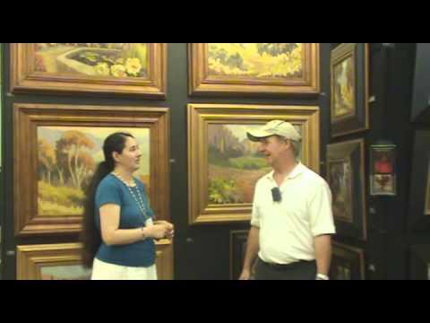 The Shy Artist Interviews Fine Artist Robert Ferguson About ...