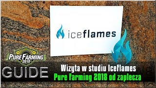 GUIDE - Wizyta w studiu IceFlames