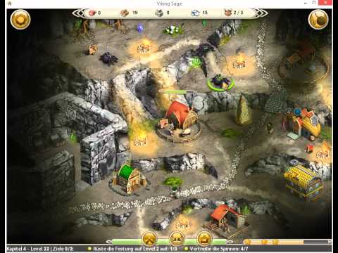 Viking Saga Game Strategy Lvl 32