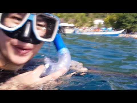 Samsung Galaxy S8 underwater test. No casing used