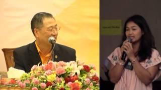 2013年3月23日泰国曼谷玄艺综述世界佛友解答会卢台长看图腾(高清含中文字幕)