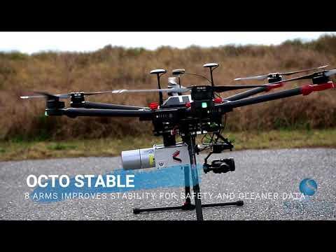 TWIN UAV LiDAR - SurvTech Solutions Inc.