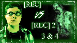 Video Original VS Sequel-[REC] VS [REC] 2, 3 & 4 download MP3, 3GP, MP4, WEBM, AVI, FLV Juli 2018
