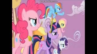 мир без войны - Мой маленький пони