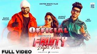 Fruity Lagdi Hai Full Video Song Mr Faisu Jannat Zubair, Frooti Lagdi Hai Mr Faisu Full Song