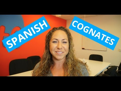 English  Spanish Cognates: Learn 20+ New Words Instantly