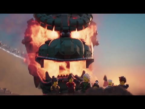 LEGO Ninjago Movie Videogame - Game Movie ( All Cutscenes ) [ HD ]