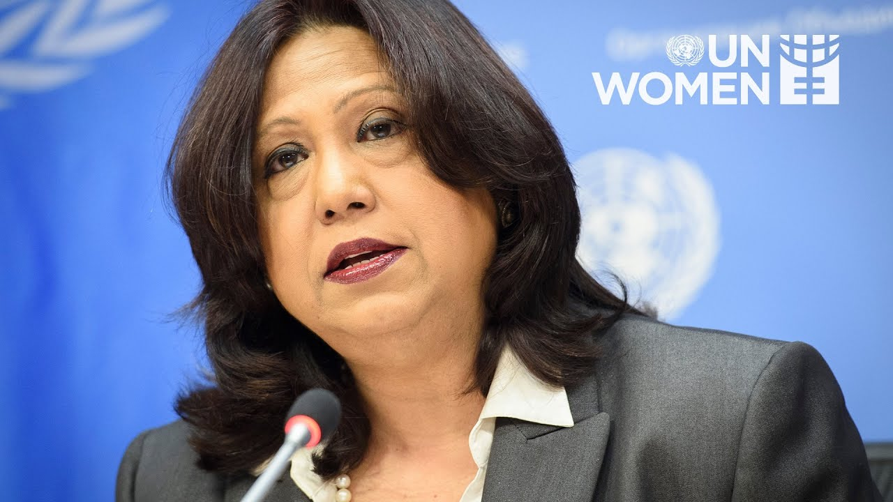 Executive Board 2nd Regular Session 2021: Statement by the acting Executive Director of UN Women  - 21:55-2021 / 9 / 14