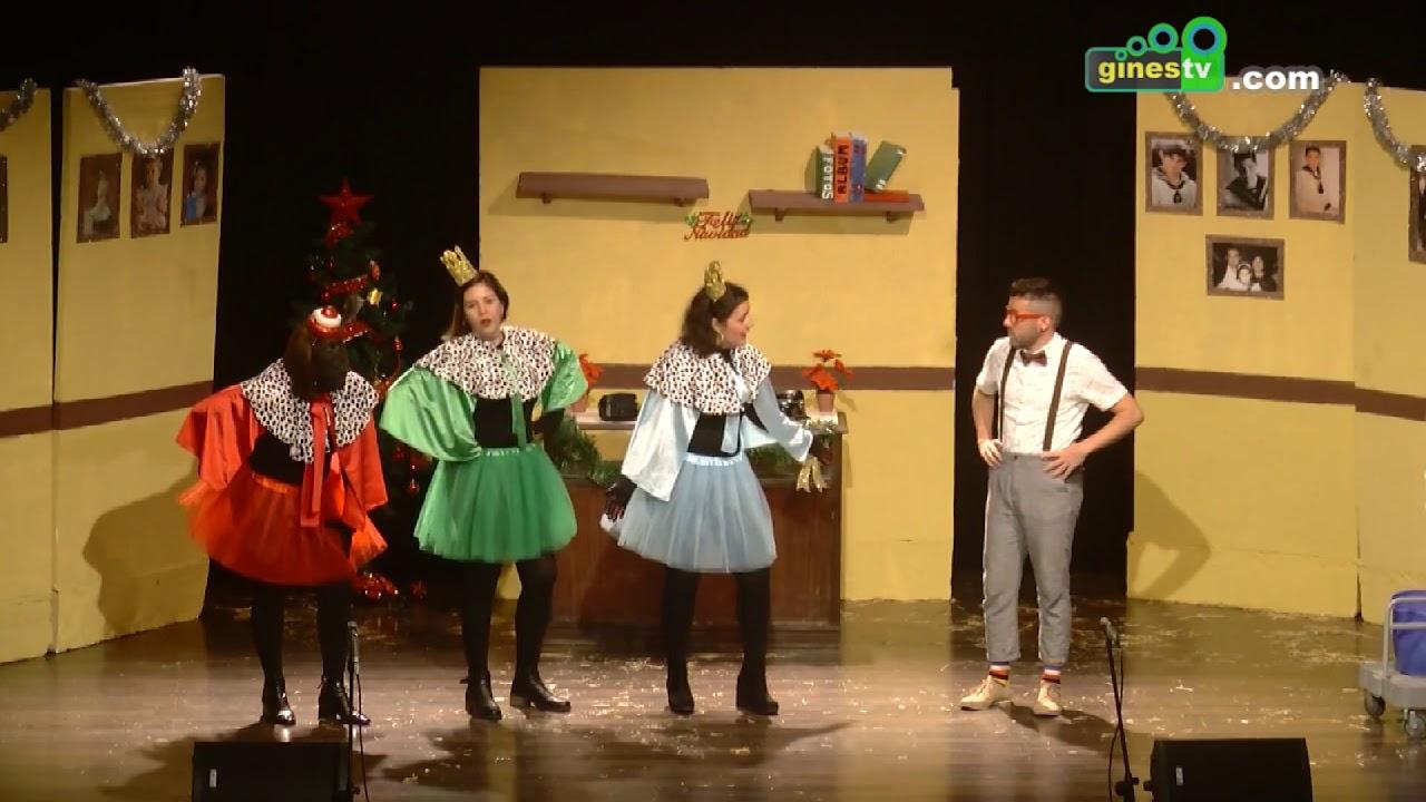 """La solidaridad tomó forma con la puesta en escena del musical """"¡Luces, cámara y...Navidad!"""""""