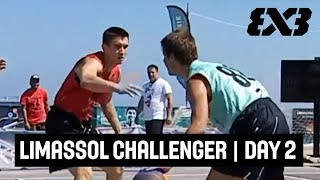 FIBA 3x3 Limassol Challenger 2018 - Re-Live - Day 2 - Limassol, Cyprus thumbnail