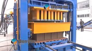 Автоматический вибропресс для производства блоков qt4 -15 из Китая(, 2015-06-27T04:55:05.000Z)