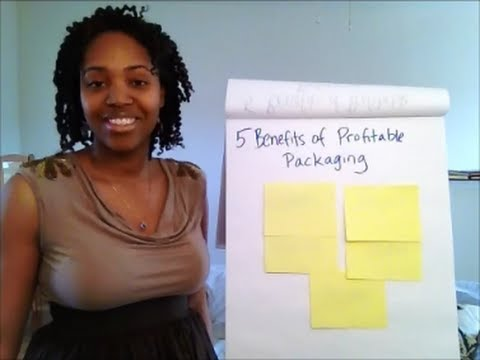 5 Benefits of Packaging Your Services