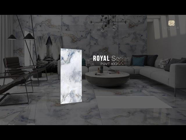 Royal Series | 600x1200 MM | Livolla Granito
