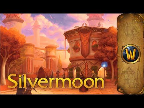 World of Warcraft - Music & Ambience - Silvermoon