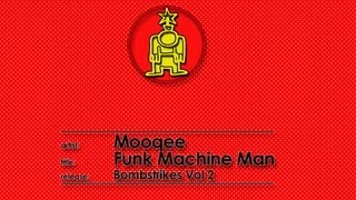 Mooqee - Funk Machine Man