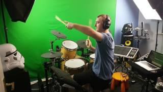 Alessia Cara - Scars to Your Beautiful - Drum Cover (DrummerMattUK)