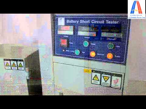 bs 006 short circuit test chamber for rechargeable battery battery rh youtube com