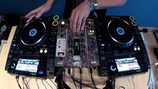 ge za techno mix