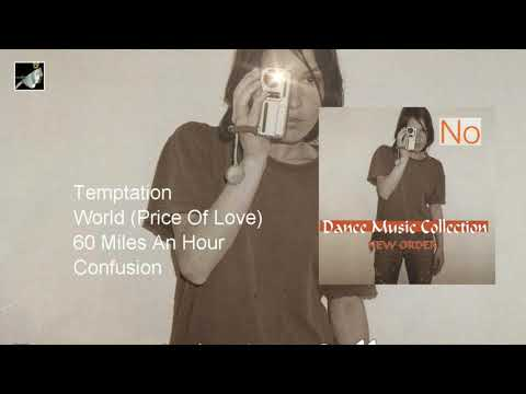 Temptation World Price Of Love  60 Miles An Hour Confusion