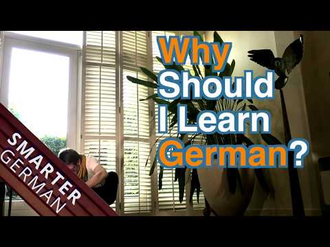 Why should I learn German?