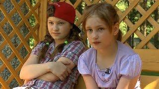 Надя и Геля ищут родителей. Эфир 13.09.2018