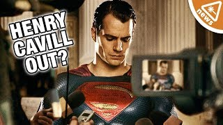 Henry Cavill Superman Controversy Breakdown! (Nerdist News w/ Jessica Chobot)