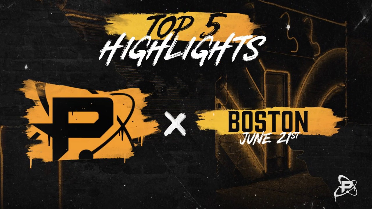 Sweeping the Floor With Boston | Top 5 Plays From Week 20