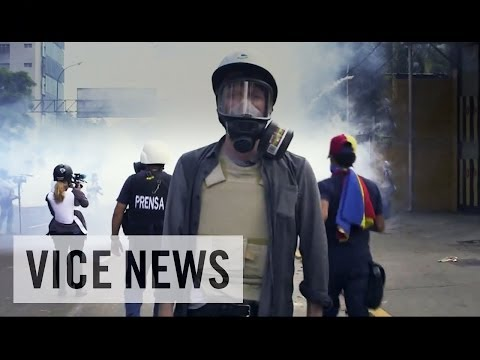 VICE News & YouTube - Venezuela