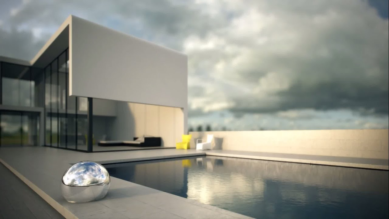 Tutorial 3ds max 3ds max tutorial vray hdri tutorial - Vray realistic render settings exterior ...
