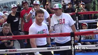 Could Canelo Use This Counter Punch To KO Triple G  EsNews Boxing