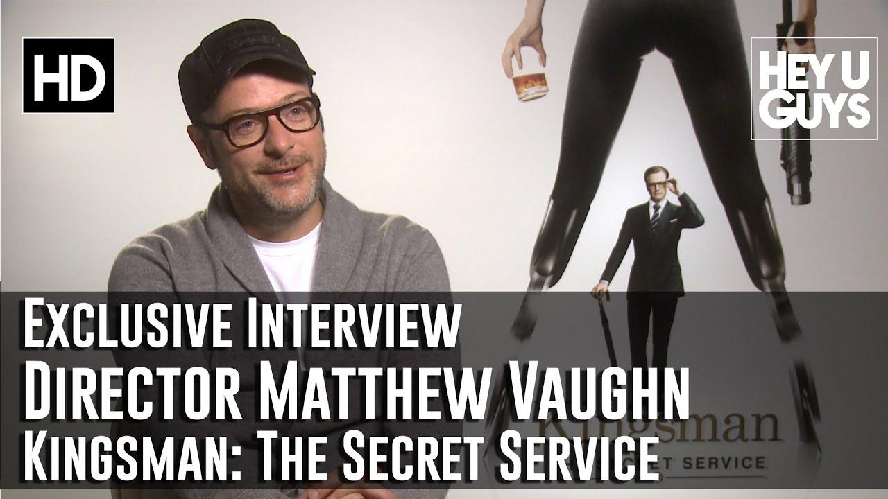 Kingsman The Secret Service Interview: Writer / Director Matthew Vaughn Interview