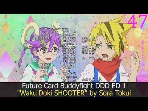 My Top Anime Endings of Spring 2016