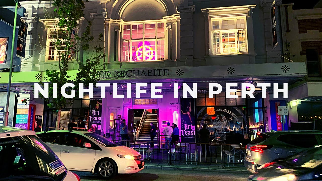 Nightlife in Perth