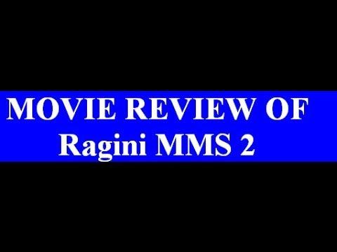 Ragini MMS 2 - movie review