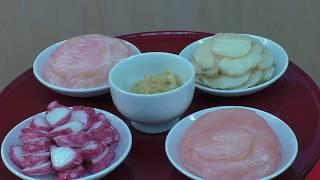 王朝料理   行幸の饗宴 ― 平安時代の御馳走 ―  Banquet on Emperor visiting in Heian period