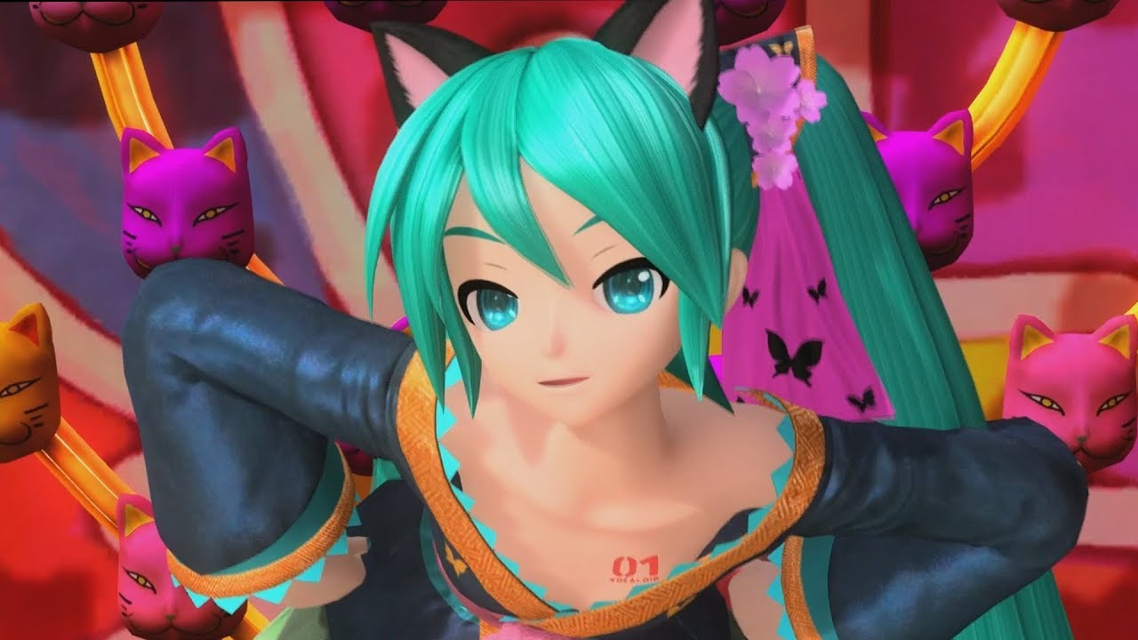 The Top 10 Most Adorable Catgirl Vocaloid Songs - YouTube