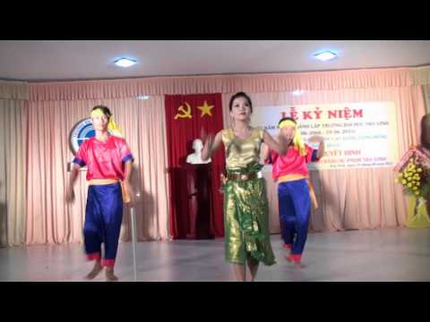 Điệu lâm thon Trà Vinh (Full HD) Đại học Trà Vinh