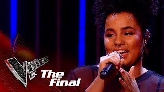 Ruti's 'Racing Cars' | The Final | The Voice UK 2019 Video