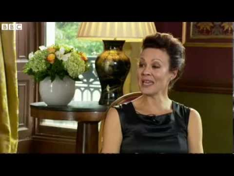 Helen McCrory  Nobody recognises me, Actress Helen McCrory