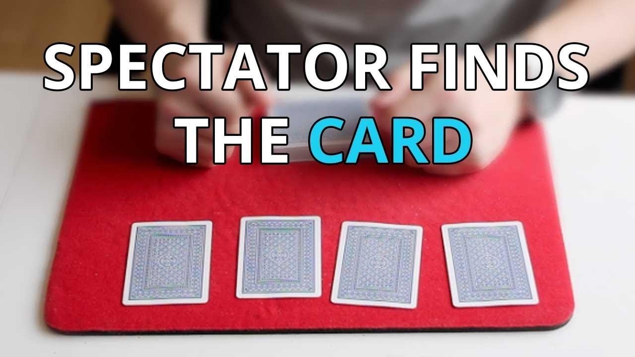 learn simple card trick and amaze your friends  youtube