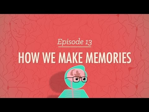 how-we-make-memories:-crash-course-psychology-#13