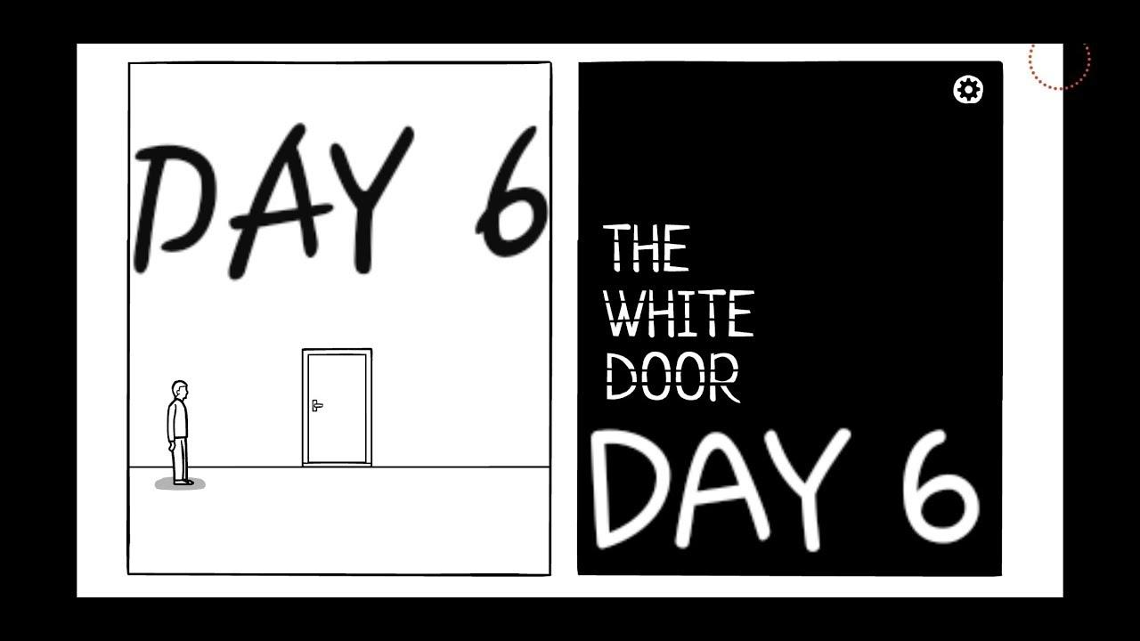The White Door Walkthrough Rusty Lake Mejoress